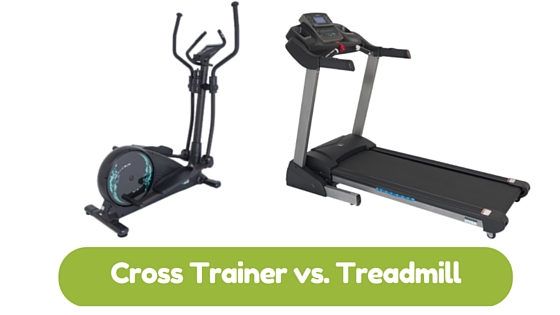 Cross Trainer vs Treadmill for Weight Loss