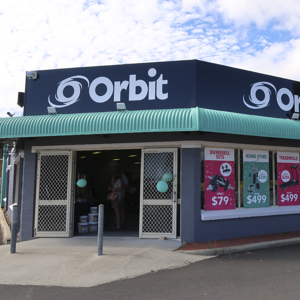 Orbit Fitness Equipment Mandurah