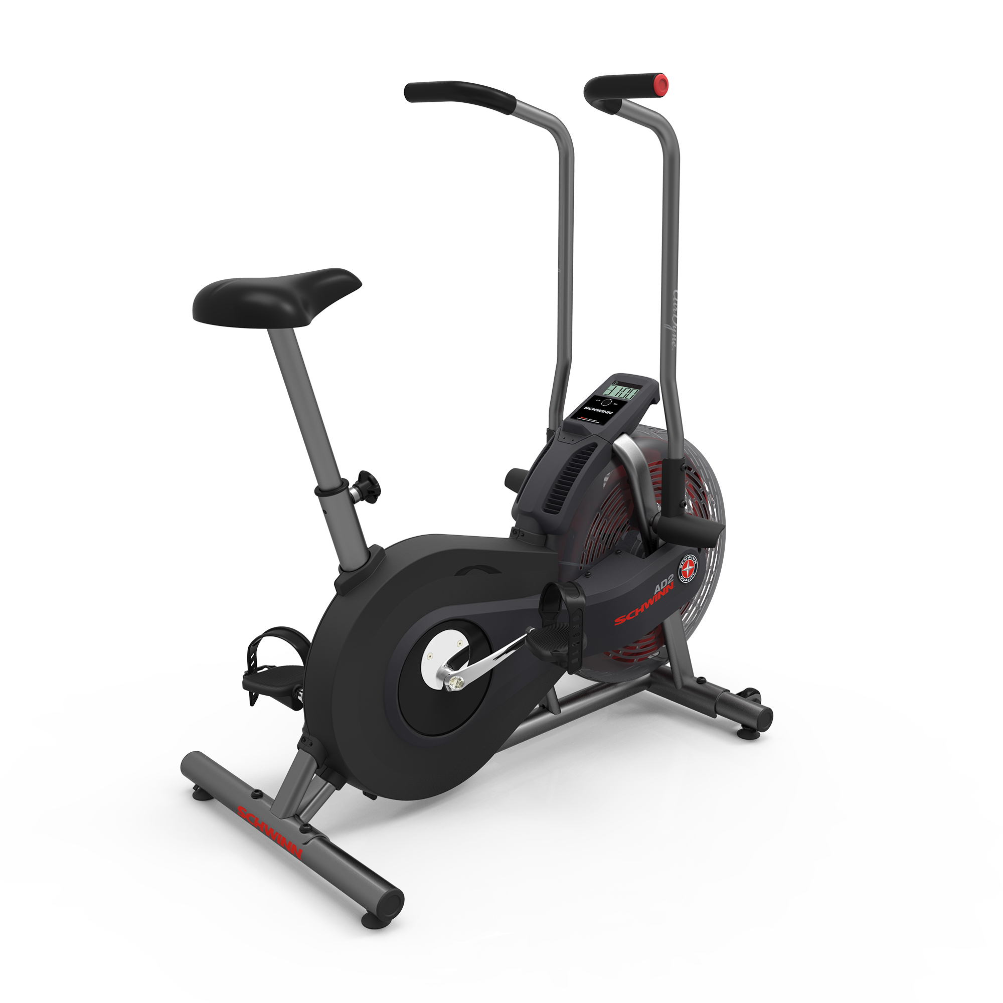 Schwinn Airdyne Ad2 Fan Exercise Bike Ad2 Orbit Fitness